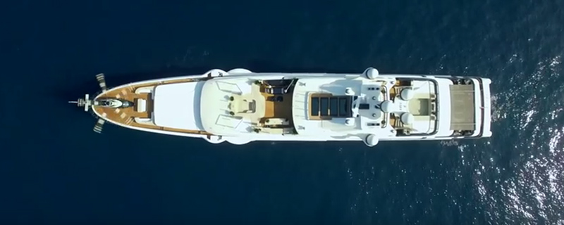 Azimut Tribute to Italian Genius Video
