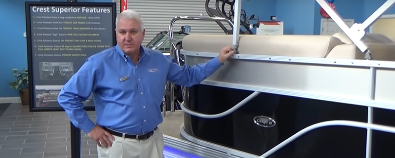 Crest Pontoons Difference Video
