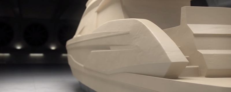 Boat design - Galeon Break the Mold Video