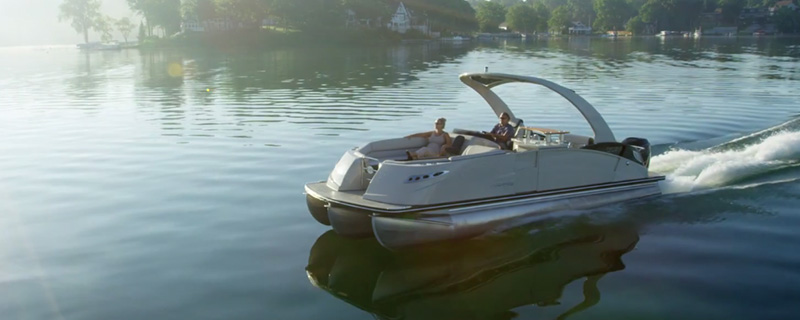 Harris Pontoons Crowne Series