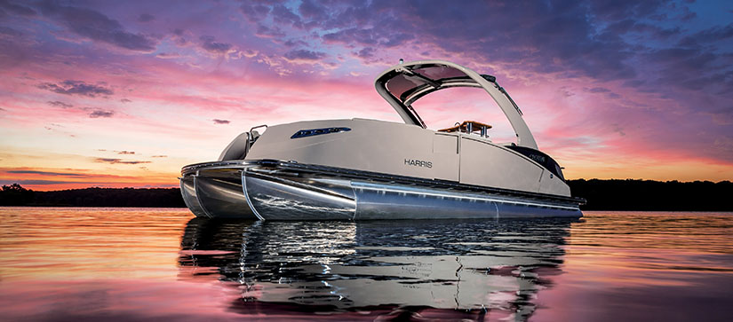Harris Pontoon Boats For Sale Marinemax