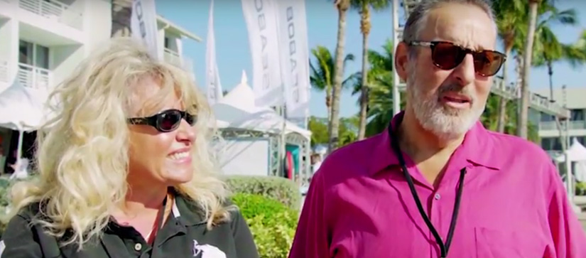 A man and a woman - Sea Ray Customers Share their Experience