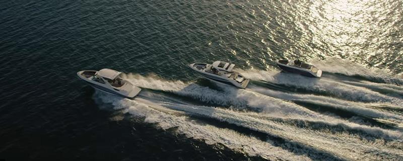 Sea Ray SLX Line Video