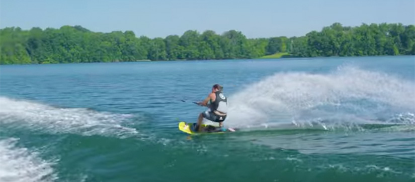 Yamaha Wakesports Music Video