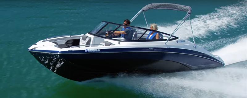 Yamaha Boats Jet Drive Video
