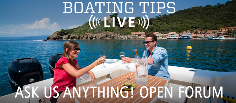 Boating Tips Live Episode 25 Ask Us Anything