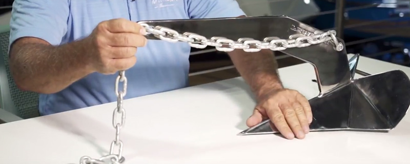 Boating Tip Video - Retrieving a Stuck Plow Anchor
