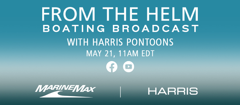 From the Helm Boating Broadcast with Harris Pontoons