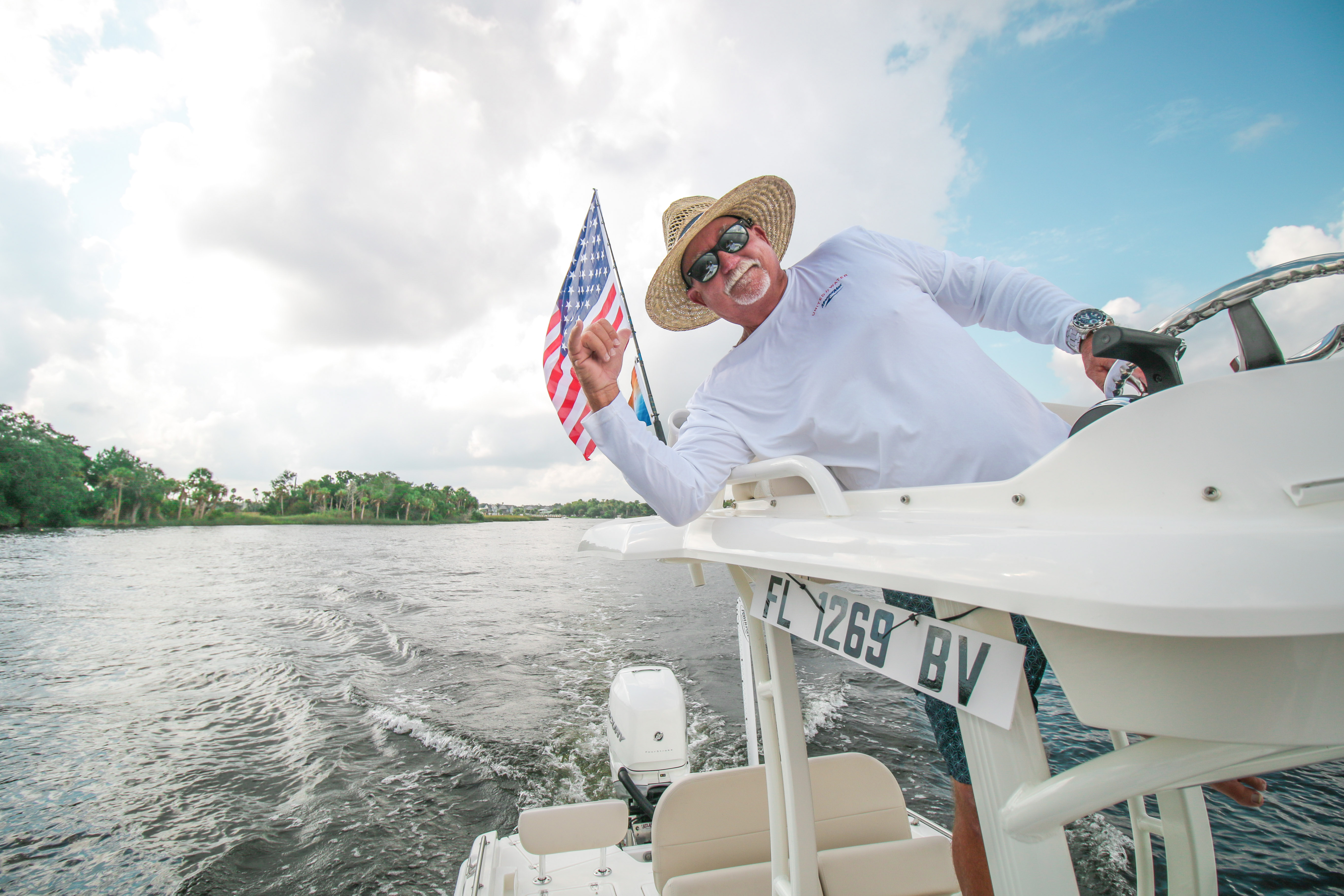 Captain Keith of MarineMax Clearwater