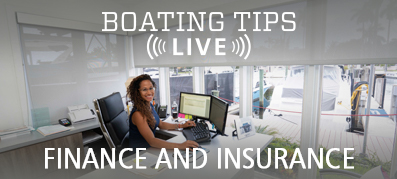 Boating Tips Live Finance and Insurance