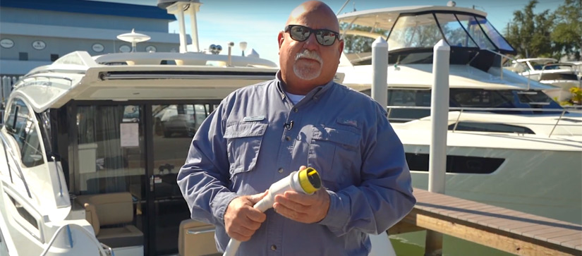Captain Keith with Boating Tips for Using Shore Power