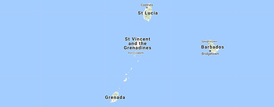 About St. Lucia and Grenadines