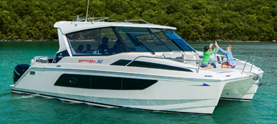 MarineMax Vacations 362 Power Catamaran