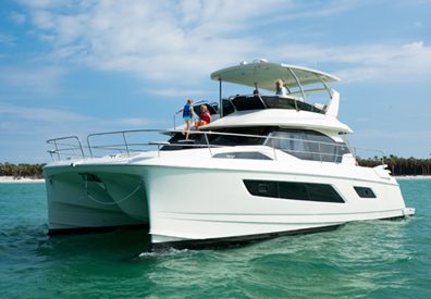 Charter on water.