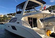 Aquila 38 Used Charter Yacht