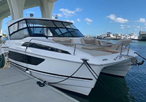 a 2019 aquila 36 for sale