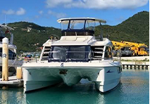 a 2014 aquila 48 for sale