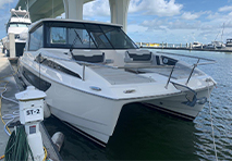 a 2018 aquila 36 for sale