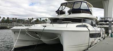 MarineMax Vacations Pre-Owned Yachts | 2015 Aquila 44