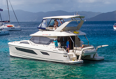 Group Charters In Bvis Marinemax Vacations