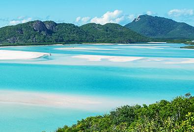Yacht Charter Destinations | Whitsunday Islands