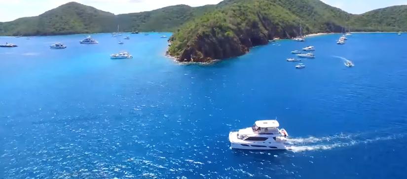 British Virgin Island Update: The Club