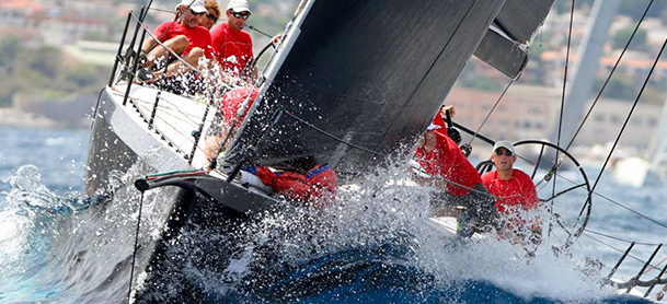 Yacht Racing Team