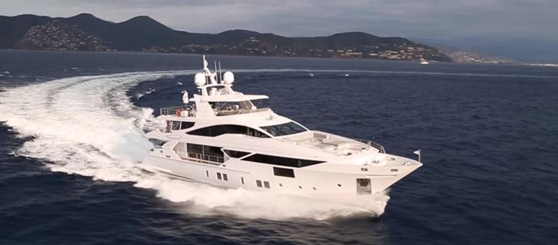 Benetti Vivace 125 Yacht