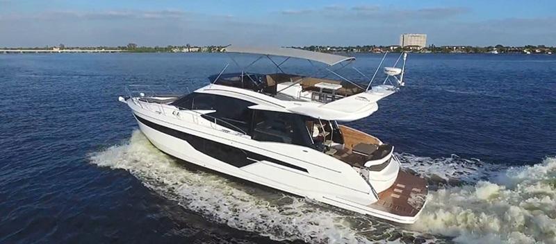 Galeon 500 Fly Yacht