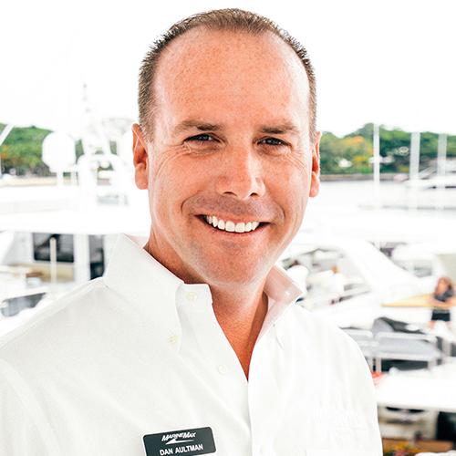Dan Aultman at MarineMax Yachts